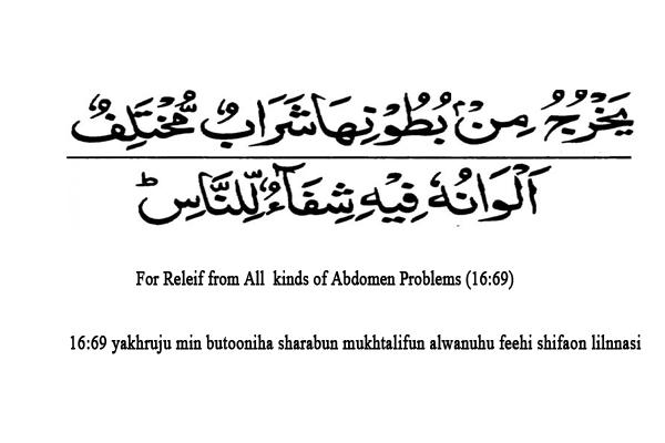 dua for stomach ache | Islamic Duas and Supplications